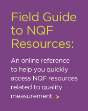 Field Guide to NQF Resources